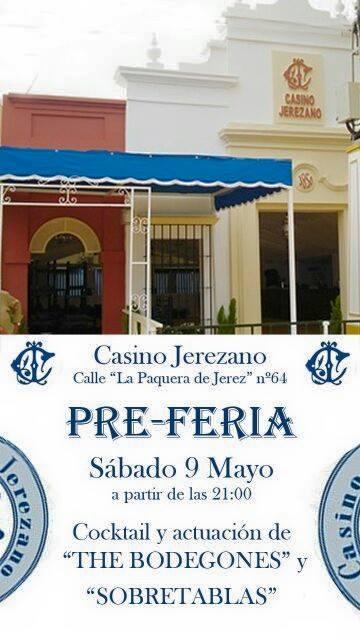 Preferia en el Casino Jerezano